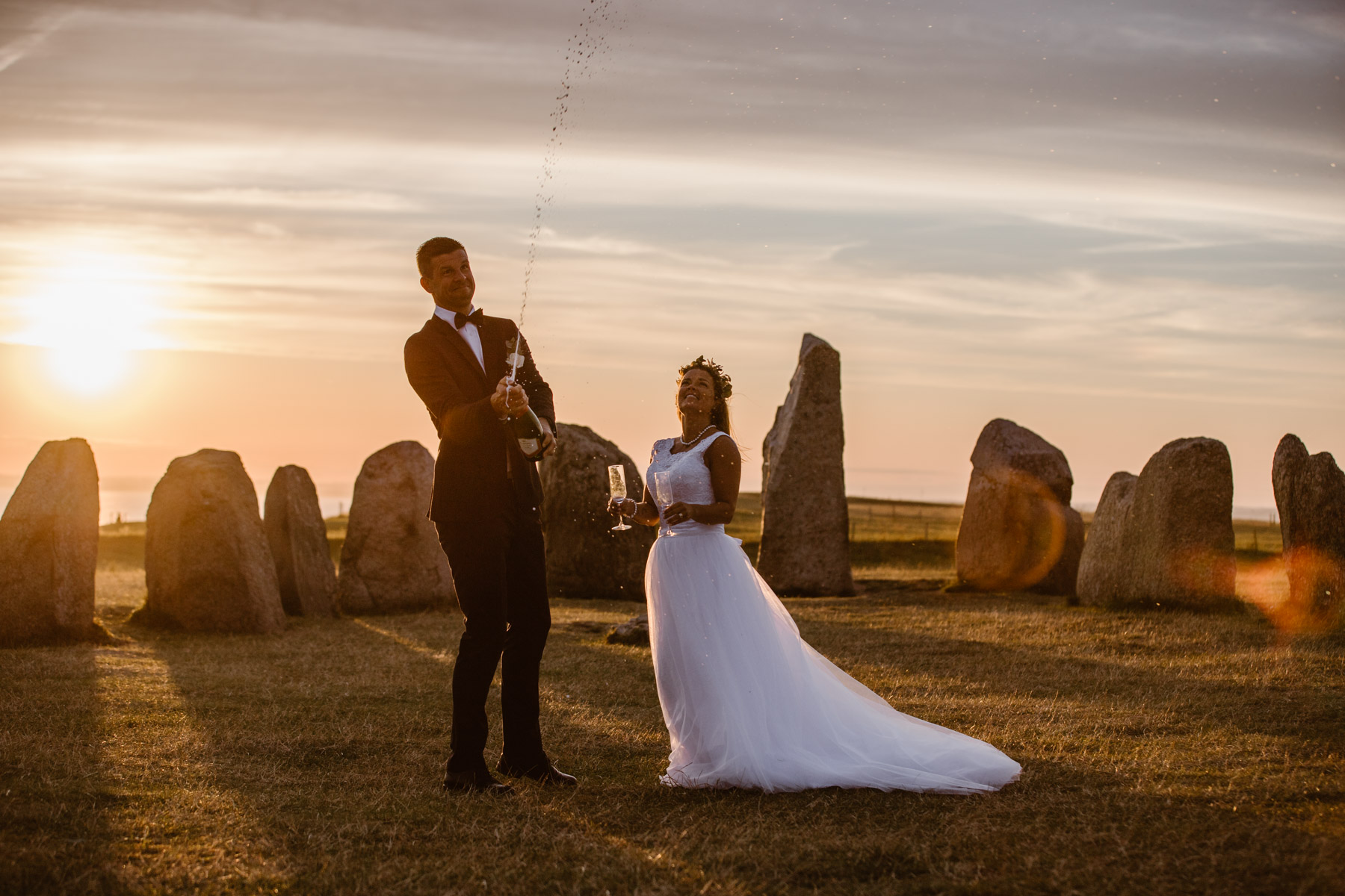 How to elope in Sweden – all you need to know for an Elopement in Sweden.