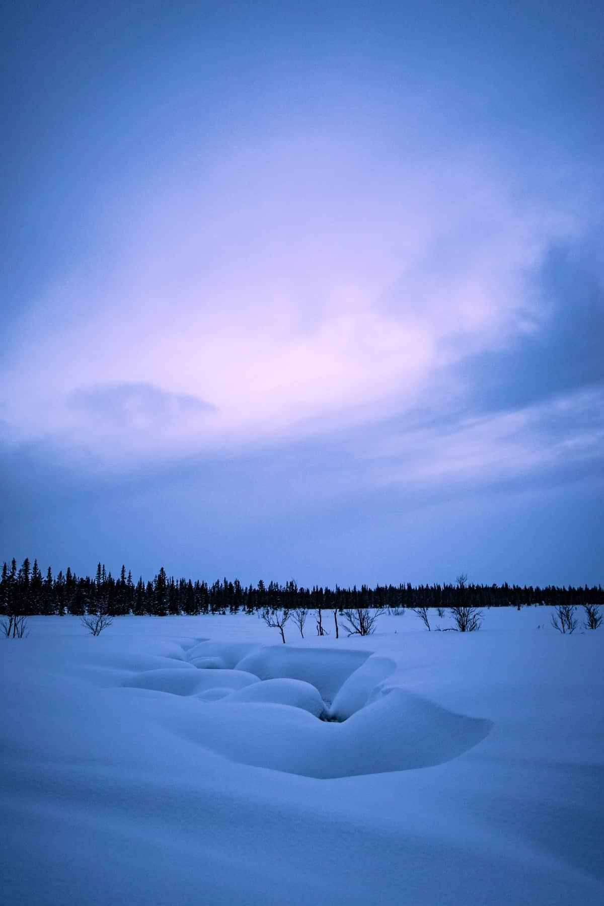 landskap-snö-lappland