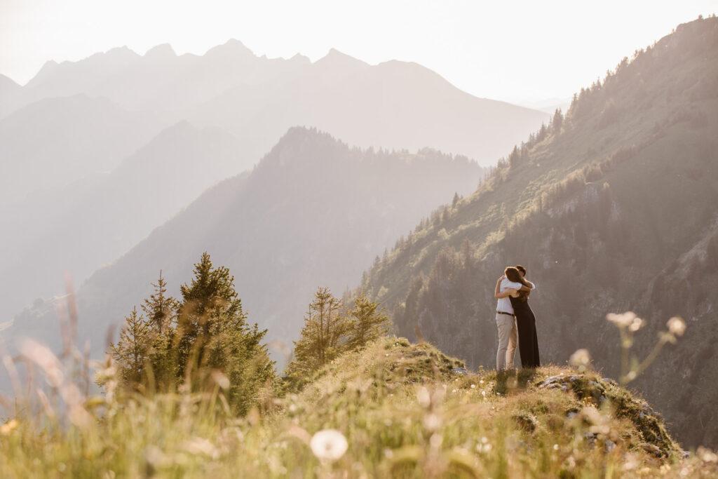 mariage-spéciale-montagne-Suisse-photographe