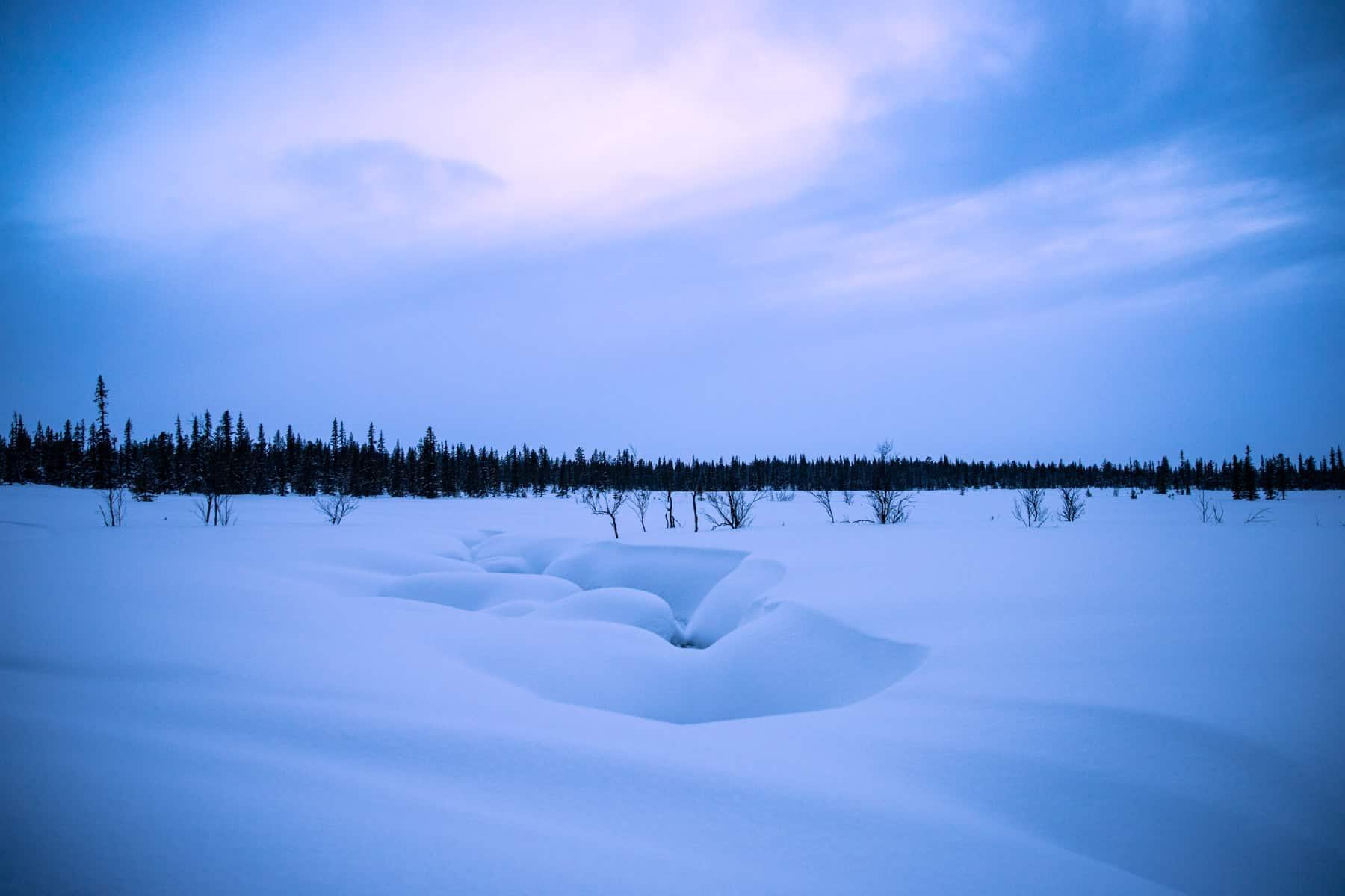 nordic-lappland-winter-landscape