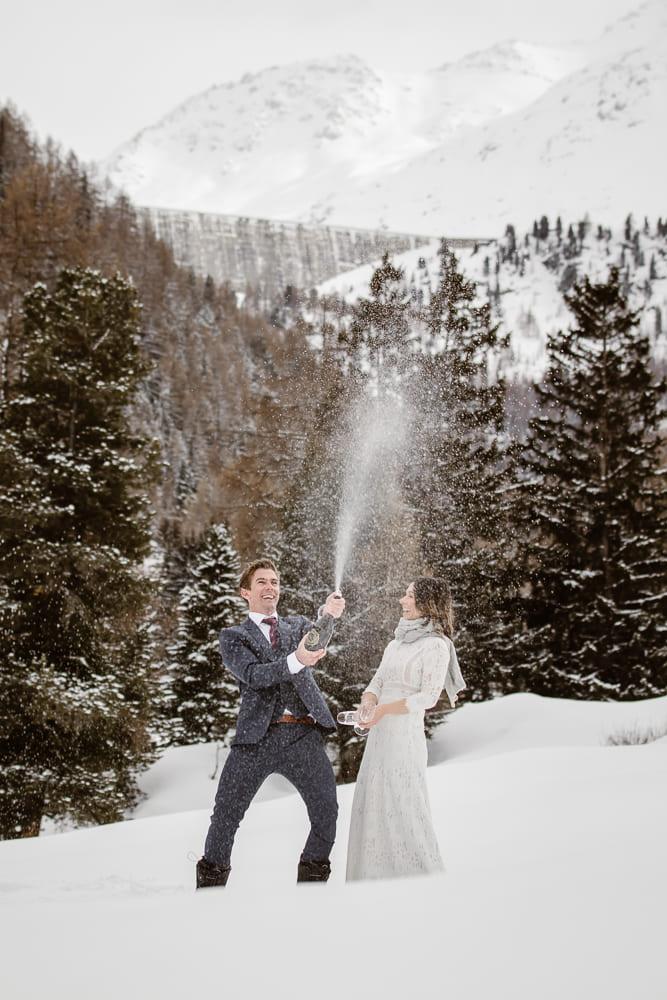 Verbier-mariage