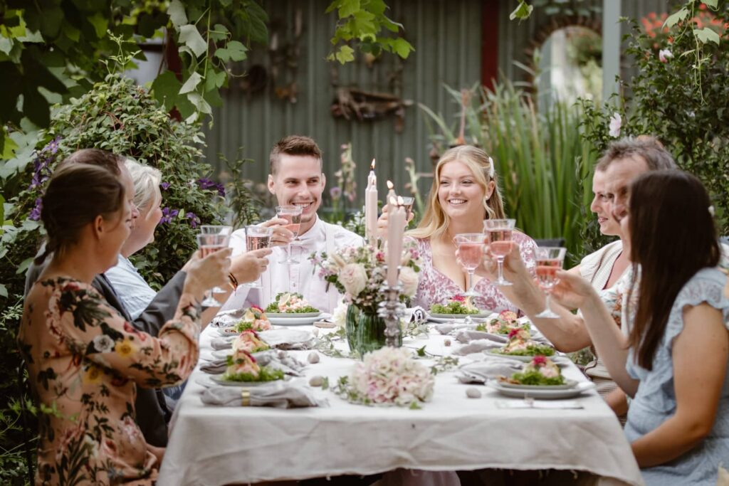 Backagården-bröllop