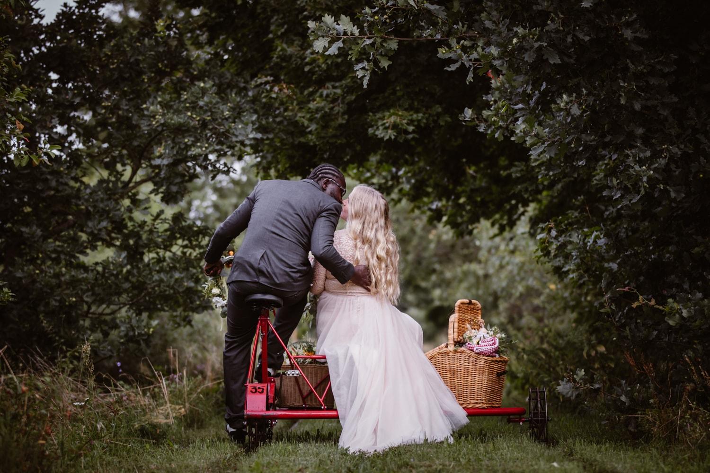 Annorlunda-bröllopsidé